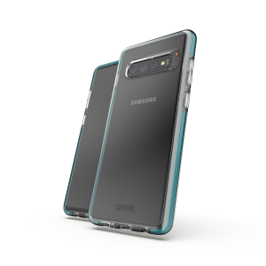 Купить Чехол GEAR4 Piccadilly Samsung S10 Plus Teal (SGS10B2PICTAL)