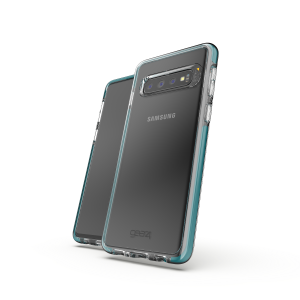 Купить Чехол GEAR4 Piccadilly Samsung S10 Teal (SGS10B1PICTAL)