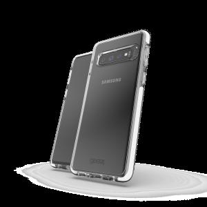Купить Чехол GEAR4 Piccadilly Samsung S10 White (SGS10B1PICWHT)