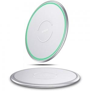 Купить Беспроводное зарядное устройство ESR Tidal Wireless Charger Silver 5W/7.5W/10W