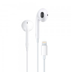 Купить Наушники WIWU Earbuds Lightning Connector EB02 White (EB02)