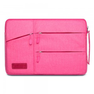 Купить Чехол-сумка WIWU 13.3 Gent Business Sleeve Pink