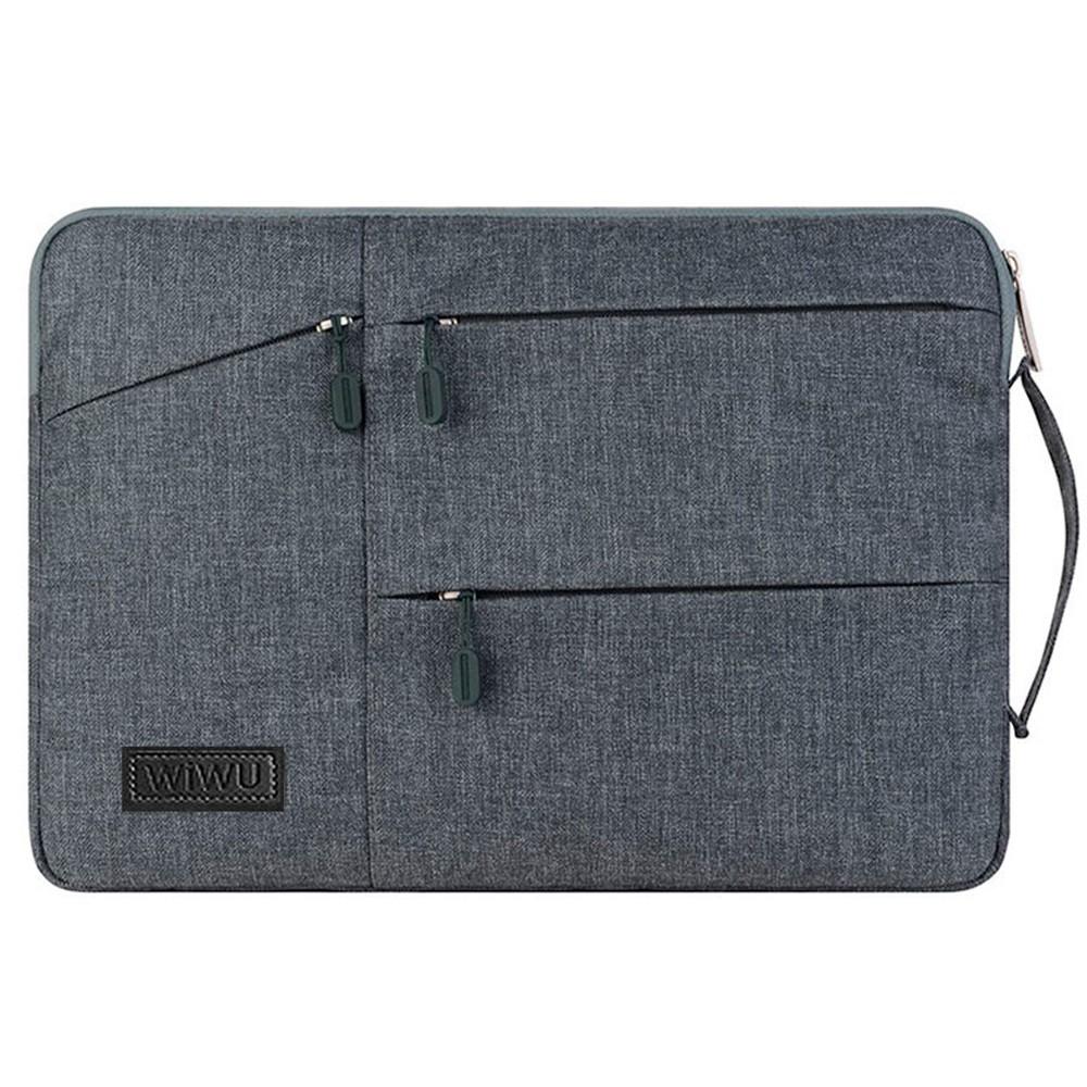 Чехол-сумка WIWU 12 Gent Business Sleeve Grey