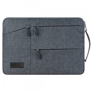 Купить Чехол-сумка WIWU 13.3 Gent Business Sleeve Grey