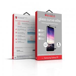 Купить Защитное стекло InvisibleShield Glass Curve Elite-Samsung S9 2018 -Case Friendly -Screen Clear (200101401)