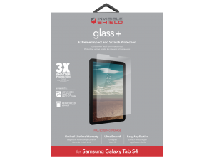 Купить Защитное стекло InvisibleShield Glass+ Samsung Galaxy Tab S4-Screen Clear (200102209)