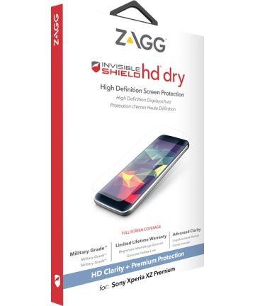 Защитная пленка InvisibleShield HD Dry - Sony Xperia XZ Premium-HD Dry-Screen Clear (XZPHDS-F00)