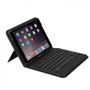 Купить Чехол-клавиатура ZAGG Messenger Folio для iPad iPad Mini/2/3 Black (IM3BSF-BBU)